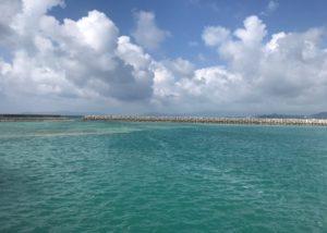 星のや竹富島で予約したダイビング
