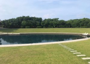 星のや竹富島プール