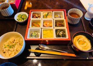 星のや竹富島琉球朝食
