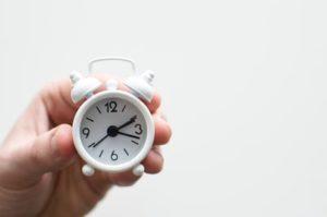 仕事の隙間時間を有効活用