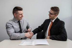 BIZREACH(ビズリーチ)においての採用手順③:企業と面接