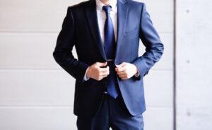 男性MRのベストな服装①:スーツについて